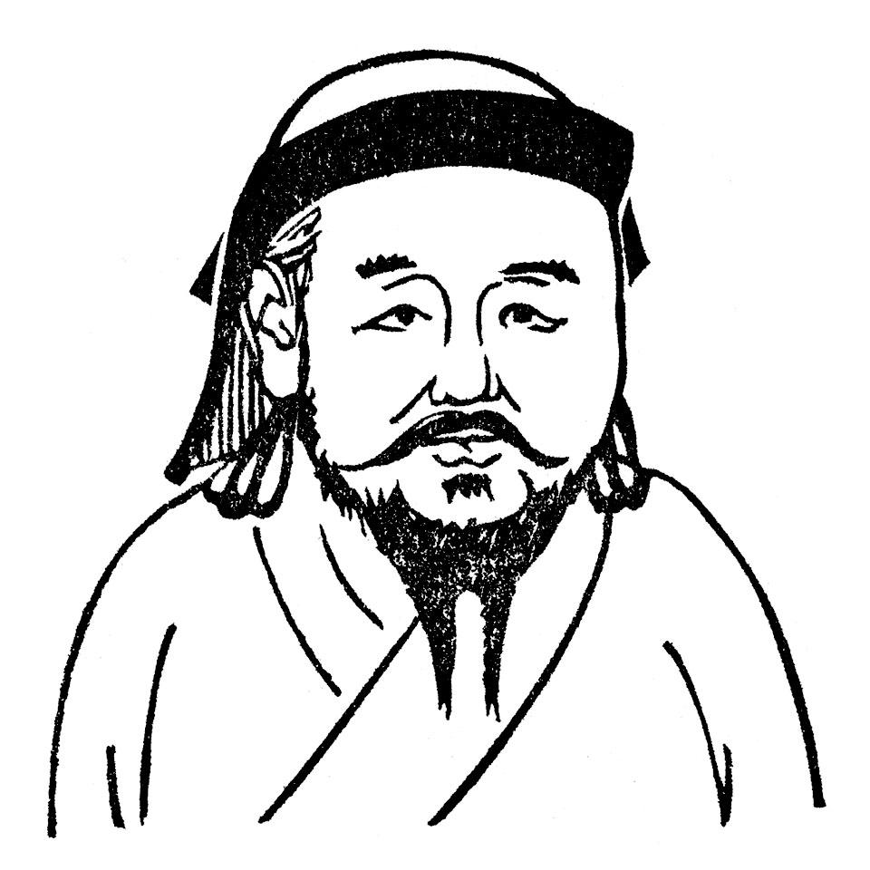 フビライハン チンギス ハン